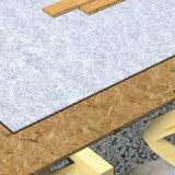 Rivestimento per pavimenti del vinile Slittare-Resistente del PVC