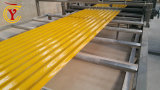 Qinhuangdao de alta calidad de la línea de producción de teja de FRP
