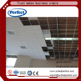 異なったタイプのガラス繊維によって絶縁される装飾的な天井