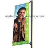 Banner da coluna de Publicidade Rua exterior Pole Suportes (BT106)