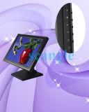 15インチ五線式抵抗LCDのタッチ画面のモニタ