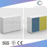 Gute Qualitätshölzerner sechs Tür-niedriger Büro-Schrank (CAS-FC1815)
