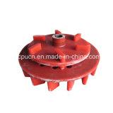 Заказ жесткий Precision POM для литьевого формования пластика зубчатое колесо / Split шестерни на валу рулевой тяги