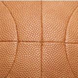 バスケットボールの革に浮彫りになることのための高周波溶接そして打抜き機