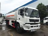 Caminhão de tanque novo de venda quente do petróleo do combustível Tanker/210HP de 20-25m3 Dongfeng 6X4