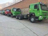 満足する中国Sinotruck Steyr Dm5gの大型トラック340 HP 6X2のトラクター(4.63の速度の比率)