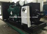 valutazione standby 880kw 1100kVA del generatore diesel di 800kw 1000kVA Cummins