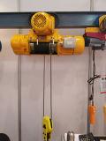Equipo de elevación eléctrico del alzamiento del torno del alzamiento del cable resistente