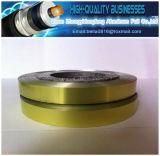 Aluminio Foil compuesto con cinta de Mylar (AL + PET)