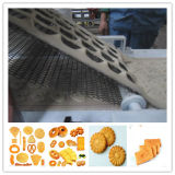 Газ и электрический тип производственная линия обрабатывая машина печенья