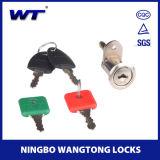 Segurança superior Wangtong Chave Mestra de liga de zinco do bloqueio da gaveta de mesa do escritório