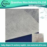Fibra de fralda com tecido não tecido com preço de fábrica (HL-046)