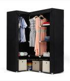 현대 간단한 옷장 가구 직물 접히는 피복 병동 저장 회의 특대 증강 조합 간단한 옷장 (FW-53B)