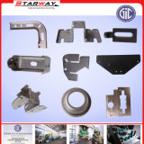 Kundenspezifischer kalter Stahl-Halter mit dem Stempeln der Schweißens-Puder-Beschichtung