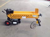 Haute qualité Répartiteur Électrique Journal horizontale pour la coupe de bois d'E-LS-52A-6T