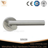 19mm Hollow Stainless Steel Tubular Door Rising Handle (S5026)