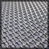 304, 304L, 316, 316L aclaran/acoplamiento tejido del acoplamiento de alambre del acero inoxidable de la armadura de la tela cruzada/del holandés 1-635