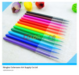 12PCS Fiber Tipp Water Color Pen für Kids und Students