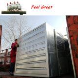 3-дюймовый встроенный вентилятор 120V по ферме, вентиляторы для установки на стену