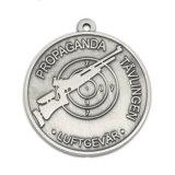 Изготовленный на заказ глянцеватое медаль эмали никеля для сбывания