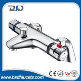 Faucet смесителя ливня ванны крома термостатический с штендерами/ногами установки палубы
