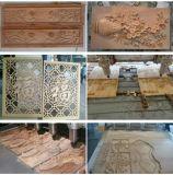 Holz, das Mini-CNC-Fräser-Maschine mit T-Schlitz Tisch bearbeitet