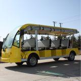 Automobile elettrica della spola di Seater di potenza della batteria della fabbrica della Cina 11 (DN-11)