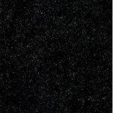 Lastre nere/punti della pietra del granito della Cina di vendita calda