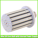Parcheggio Lot Lighting 90 Watt LED Corn Bulb con Cool White