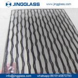 Vetro stampato Silkscreen di ceramica di FRI degli strati degli occhiali di protezione di Spandrel
