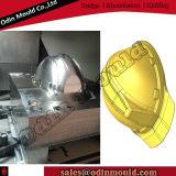 Molde de injeção de capacete de segurança de plástico