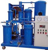 真空ポンプおよびフィルターシステムが付いている油圧オイル浄化装置