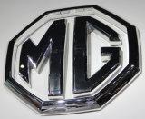 Автомобиль марки признаки Custom Chrome Car эмблемы 3D логотип автомобиля