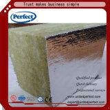 Materiais quentes Rockwool de Insultion do calor da venda para a isolação externa da parede
