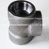 Lo zinco Bronze della lega di alluminio muore il pezzo fuso di sabbia per l'accessorio per tubi