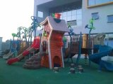 2015 Hot Selling Outdoor Kids Playground Equipment à vendre (YL-W003)