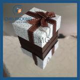 Caixa de embalagem personalizada da jóia (CMG-JPB-002)