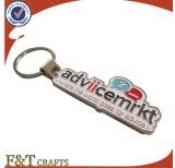 Metallo molle su ordinazione Keychain (FTKC1505A) dello smalto