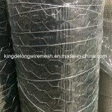 Гальванизированное шестиугольное плетение провода для мелкоячеистой сетки (kdl-138)
