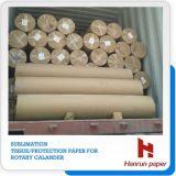 бумага /Protection салфетки сублимации крена большого формата 30GSM для пользы на машине переноса ролика сублимации