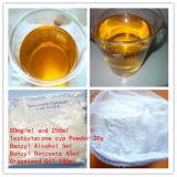 Probar la testosterona inyectable sana Cypionate de los esteroides anabólicos de C