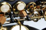 La musique Hanhai / noir Eb Saxophone alto Clé