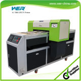 Aprobado CE A1 Tamaño 60cm * 150cm impresora UV plana de madera grande