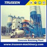 Planta de mistura Hzs180 concreta estacionária do equipamento de construção