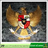 WallのためのMetal Eagle Emblemをカスタム設計しなさい
