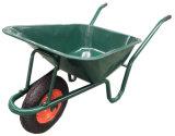 Venda quente no carrinho de mão de roda europeu do mercado