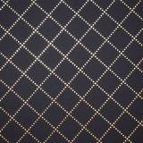 袋の包装のための磨かれた正方形の織り目加工ののどPUの革