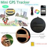 Inseguitore di GPS di video della Geo-Rete fissa di SOS per il bambino/anziani/animale domestico T8s