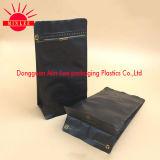 ジップロック式かスタンドアップ式またはアルミホイルまたは平底またはクラフト紙袋のための弁及び錫Taeが付いているいろいろな種類のコーヒーバッグ