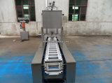 De automatische Lineaire Verzegelende Machine van de Kop van het Sap van het Type Plastic